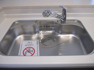 浄水器付水栓です♪