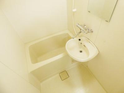 【浴室】ハイツサンマリエ