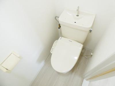 【トイレ】ハイツサンマリエ