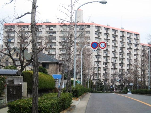 【外観】桃山台グランドマンションD参棟