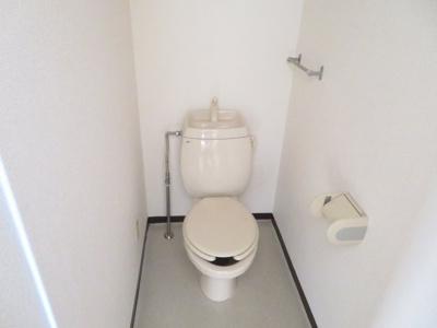 【トイレ】レーベンハイツB
