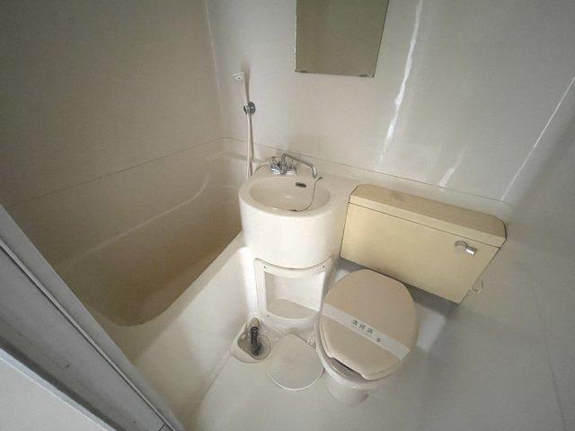 【トイレ】シャローム中村1番館