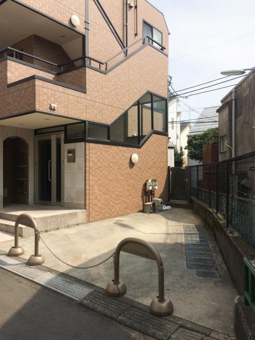 ビューテラス高円寺駐車場の画像