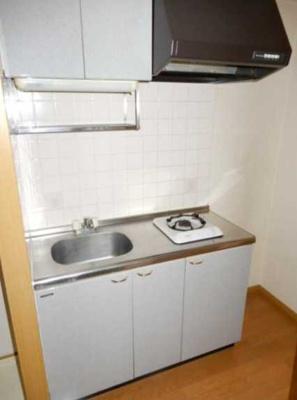 【キッチン】日神パレステージ三軒茶屋第2 バストイレ別 室内洗濯機置場 オートロック