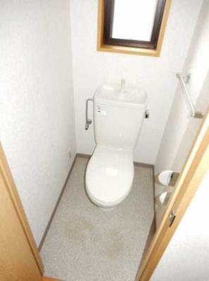 【トイレ】日神パレステージ三軒茶屋第2 バストイレ別 室内洗濯機置場 オートロック