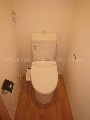 【トイレ】Sarie戸越