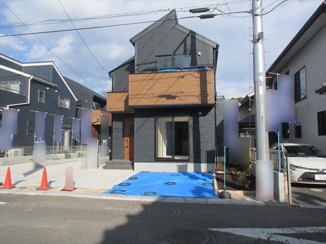 羽村市富士見平1丁目 新築戸建全4棟