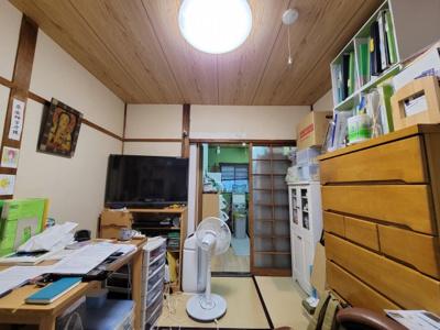 【和室】北区鷹峯藤林町 中古テラス