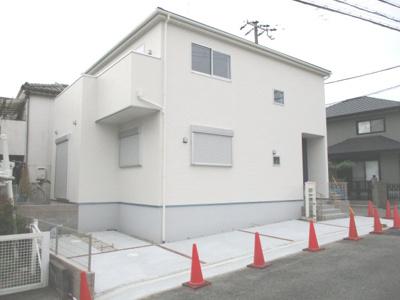 【外観】神戸市西区玉津町新方 新築戸建