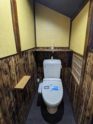 【トイレ】恩智中町4丁目貸家
