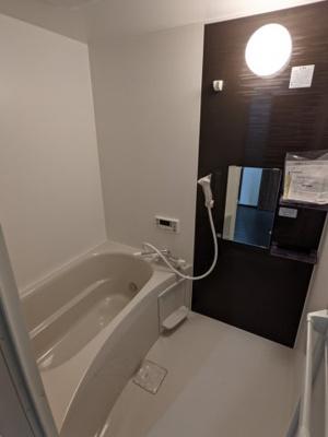 【浴室】恩智中町4丁目貸家