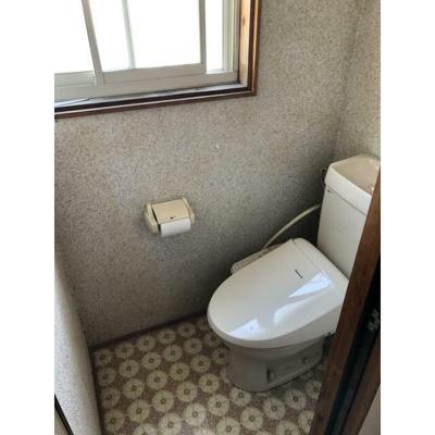 【トイレ】コーポヤマキA
