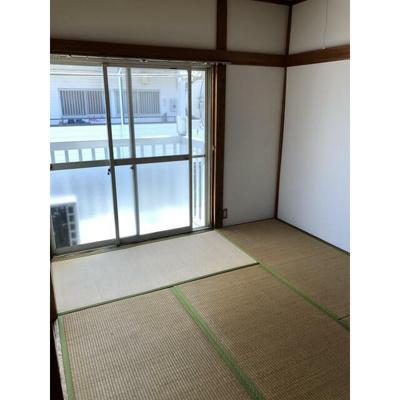 【寝室】コーポヤマキA