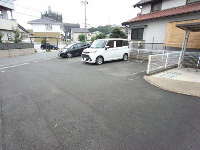 【駐車場】メゾン榎戸