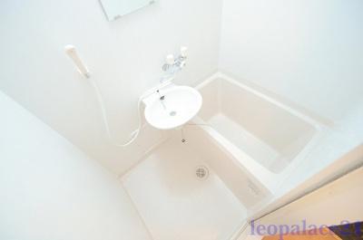 【浴室】レオパレスグリーンアイビー