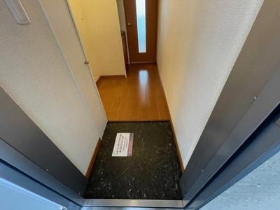 【玄関】レオパレスアトレ