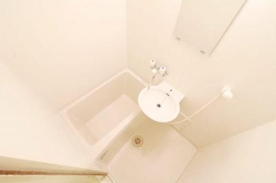 【浴室】レオパレスコムフィー鶴見