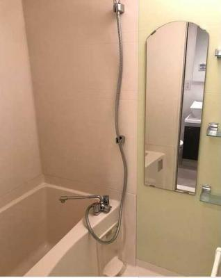 【浴室】フィオリトゥーラ三軒茶屋ステーションフロント 駅前 独立洗面台 オートロック