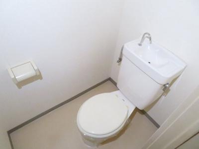 【トイレ】エルディム菊池B