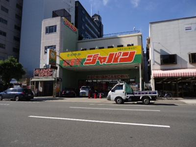ジャパン松屋町店まで305m