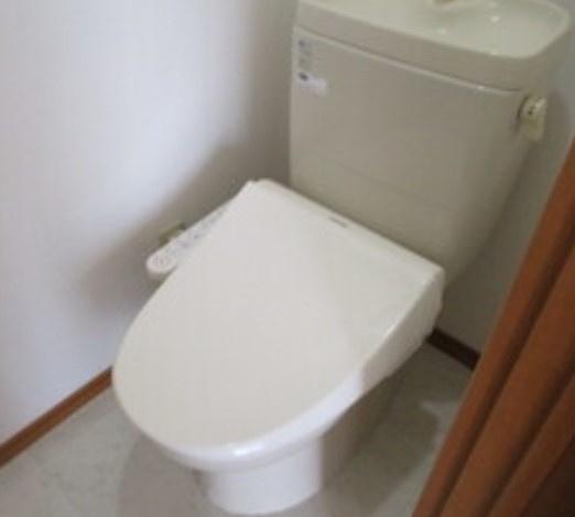 【トイレ】アクセス中野坂上