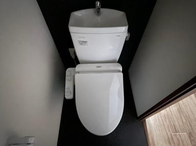 【トイレ】ソレイユ難波南