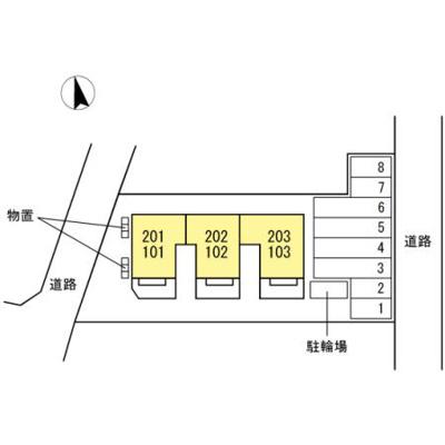 【区画図】セジュール水道橋