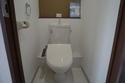 【トイレ】大東サンメイツ二番館