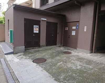【設備】亀戸クリーンハイツ