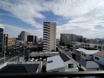【居間・リビング】東急ドエル・アルス鶴見緑地公園