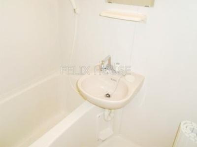 【浴室】プレール上池袋