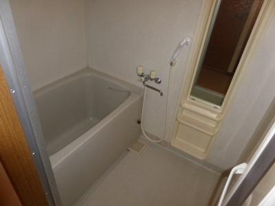 【浴室】レスポワール太田
