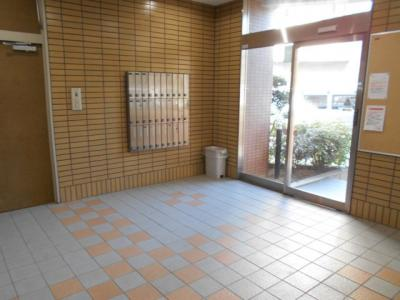【エントランス】七道駅前マンション