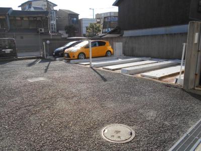 【駐車場】七道駅前マンション