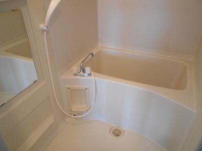 【浴室】七道駅前マンション