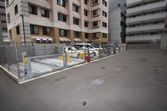 駐車場が敷地内にあります。(要問合せ)