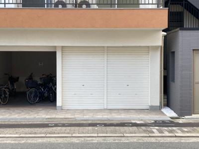 【外観】都島北通2丁目貸倉庫
