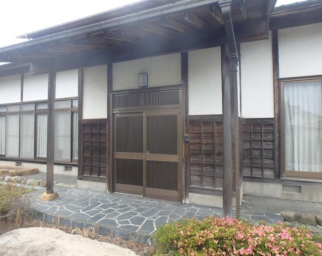 【玄関】筑西市横塚 中古戸建