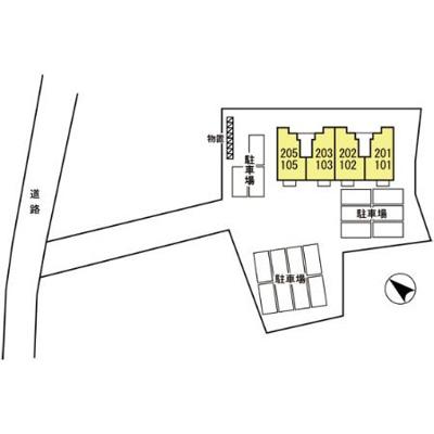 【区画図】パインヒルズ