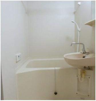 【浴室】EXCELCOURT124-B