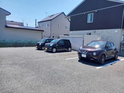 【駐車場】プランドール