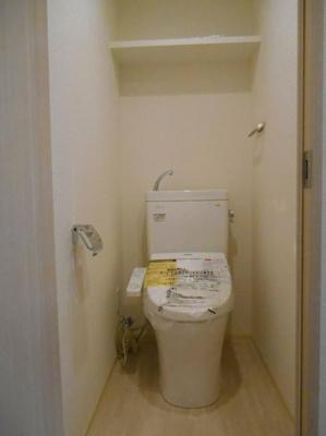【トイレ】エステムプラザとうきょうスカイツリー駅