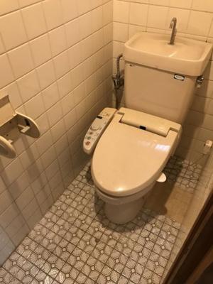 【トイレ】御幸東町貸倉庫