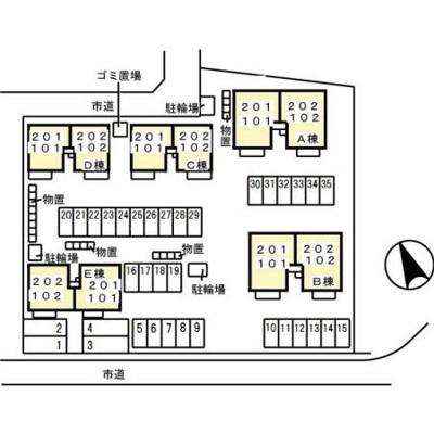 【区画図】リモージュC