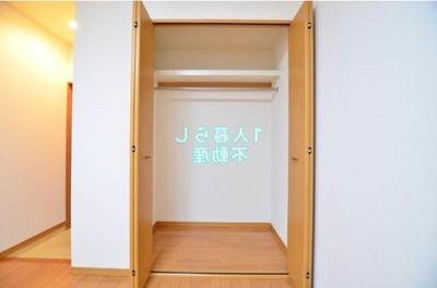 収納もたっぷりです*別室参考写真です