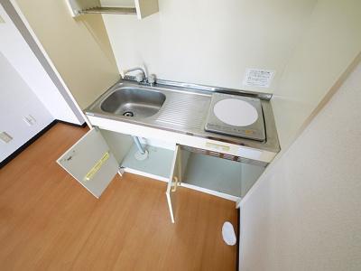 【キッチン】ウエストエンド