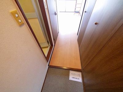 【玄関】ウエストエンド