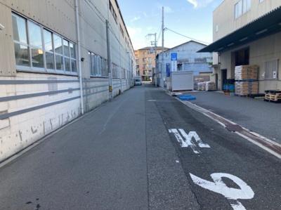 【周辺】今津北4丁目事務所付貸倉庫