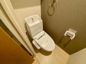 【トイレ】クレイノシャイン