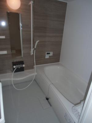 【浴室】ボンシック2番館
